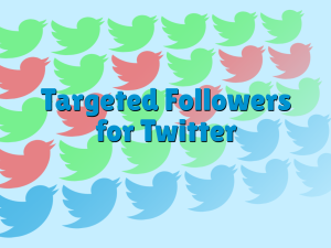 Followizator – Targeted Followers for Twitter